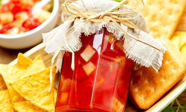 Relish pomidorowo-selerowy