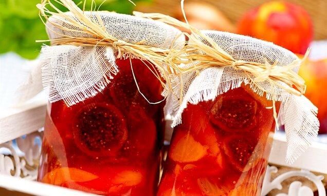 Chutney brzoskwiniowo-figowy